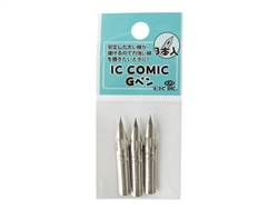 IC Comic G Pen Nib 3 pieces