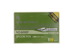 Tachikawa 600 Chrome Nib - 110 Piece Box