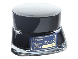 IC Comic Premium Black Ink Type 3
