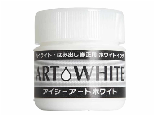 IC Art White Ink 15ml