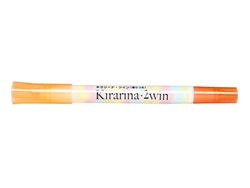 Orange 2win Marker Kirarina Scented Water-Based Marker