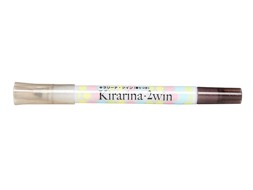 Sepia 2win Marker Kirarina Scented Water-Based Marker