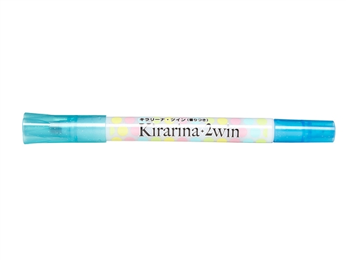 Turqoise 2win Marker Kirarina Scented Water-Based Marker