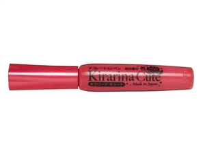 Kirarina Cute Cool Red Scented 3D Puff Paint Pen