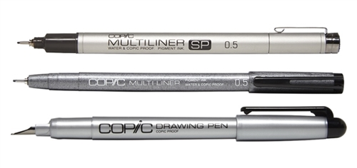 "Copic Multiliner Pink 0.03mm Inking Pen <inline style=""float: right; margin-right: 10px; background-color: rgb(219,112,147);"">&nbsp;&nbsp;&nbsp;&nbsp;&nbsp;&nbsp; </inline>"