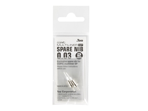 COPIC Multiliner SP Nib Size 0.03 (Pack of 2 Nibs)