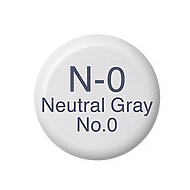 Copic Ink N0 Neutral Gray No. 0