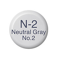 Copic Ink N2 Neutral Gray No 2