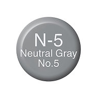 Copic Ink N5 Neutral Gray No. 5