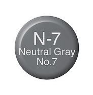 Copic Ink N7 Neutral Gray No. 7