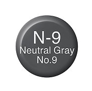 Copic Ink N9 Neutral Gray No. 9