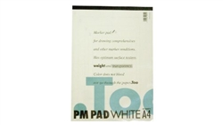 PM PAD - Copic Paper Marker Pad - Size A4 - 50 Sheets