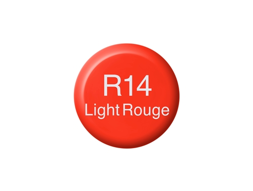 Copic Ink R14 Light Rouge