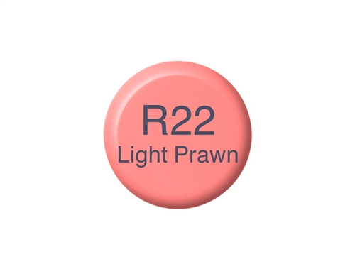 Copic Ink R22 Light Prawn