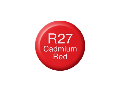 Copic Ink R27 Cadmium Red
