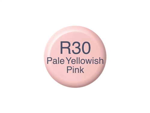 Copic Ink R30 Pale Yellowish Pink