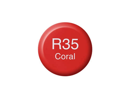 Copic Ink R35 Coral
