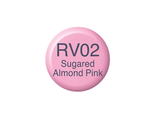 Copic Ink RV02 Sugared Almond Pink