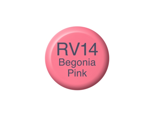 Copic Ink RV14 Begonia Pink