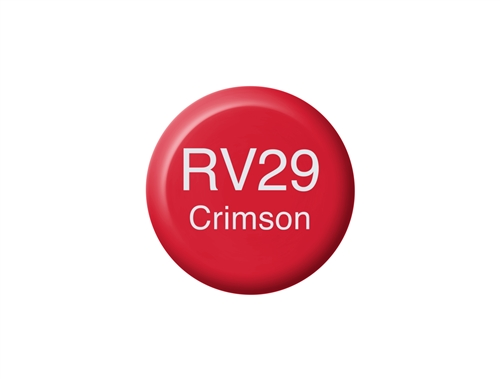 Copic Ink RV29 Crimson