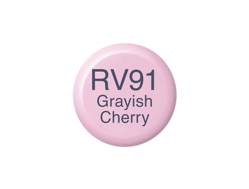 Copic Ink RV91 Garyish Cherry