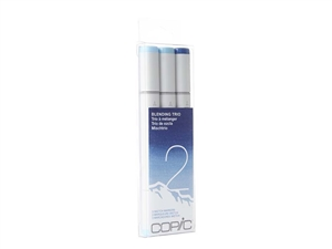 Copic Sketch Blending Trio Set 2 - Set of 3 Markers