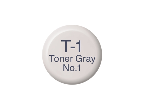 Copic Ink T1 Toner Gray No. 1