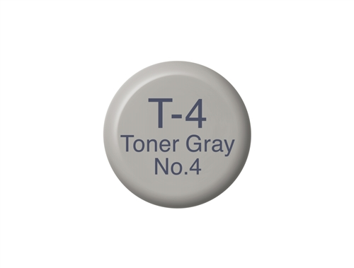 Copic Ink T4 Toner Gray No. 4