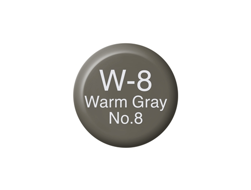 Copic Ink W8 Warm Gray No. 8