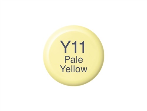 Copic Ink Y11 Pale Yellow ​