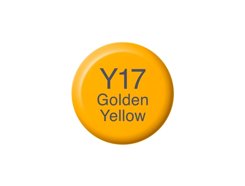 Copic Ink Y17 Golden Yellow