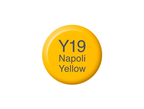 Copic Ink Y19 Napoli Yellow