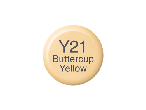 Copic Ink Y21 Buttercup Yellow