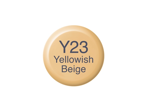 Copic Ink Y23 Yellowish Beige