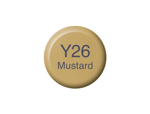 Copic Ink Y26 Mustard