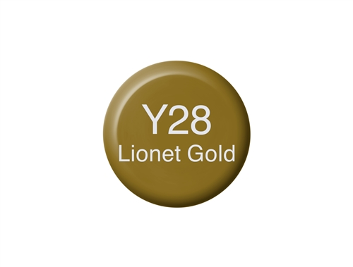 Copic Ink Y28 Lionet Gold