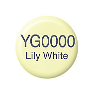 Copic Ink YG0000 Lily White