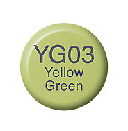 Copic Ink YG03 Yellow Green