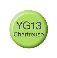 Copic Ink YG13 Chartreuse