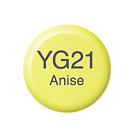 Copic Ink YG21 Anise