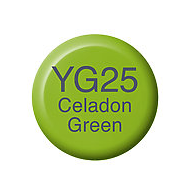 Copic Ink YG25 Celadon Green