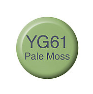 Copic Ink YG61 Pale Moss