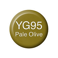 Copic Ink YG95 Pale Olive