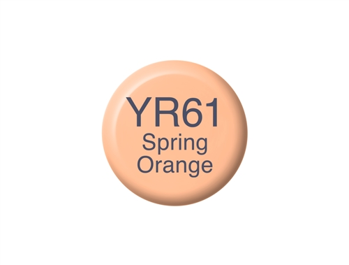 Copic Ink YR61 Spring Orange