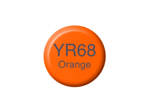 Copic Ink YR68 Orange
