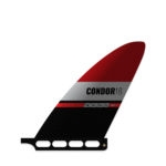 Black Project Condor SUP Race Fin at Paddle Dynamics