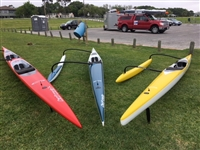 Claim your watercraft from Paddle Dynamics