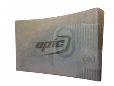NEW Epic back pad, buy at Paddle Dynamics