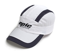 Epic performance hat white