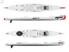Epic V5 surfski kayak at Paddle Dynamics